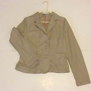 Old navy khaki jacket